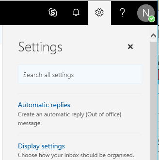 Email Auto Replies for Outlook 2016, 365 and Outlook Web Access (OWA
